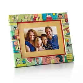 Peanuts® Comic-Wrapped Frame, , large