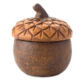 Autumn Orchard Acorn-Designed Candle by WoodWick®, , large