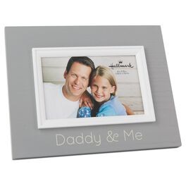 Daddy and Me 4x6 Malden Picture Frame, , large
