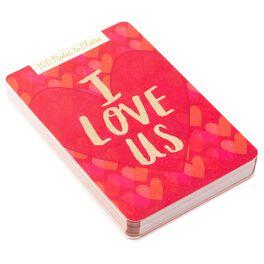 I Love Us Note Set, , large