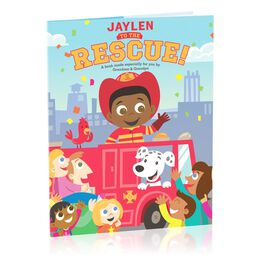 Rescue Personalized Book, , large