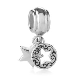 Star and Circles Charm, , large