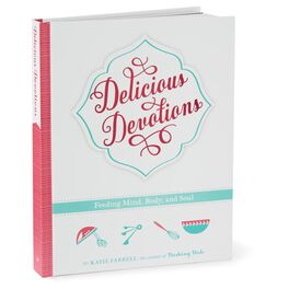 Delicious Devotions Inspirational Book, , large