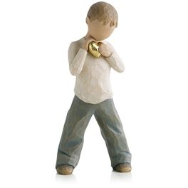 Willow Tree® Heart of Gold Figurine, , large