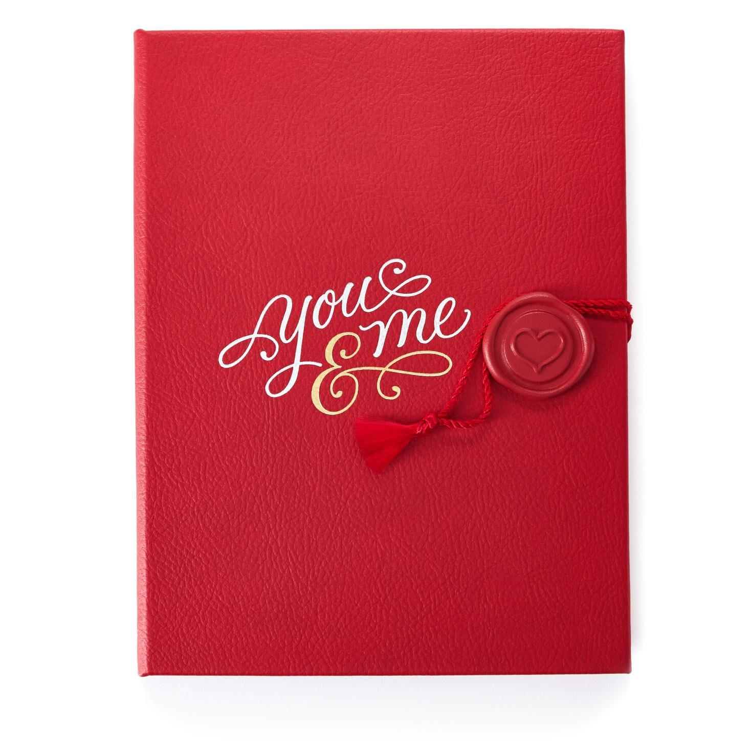 You & Me Book