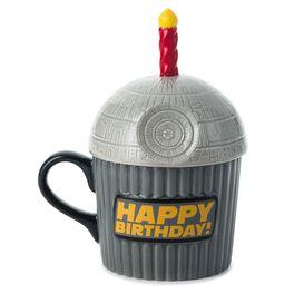 Death Star™ Cupcake Mug, , large