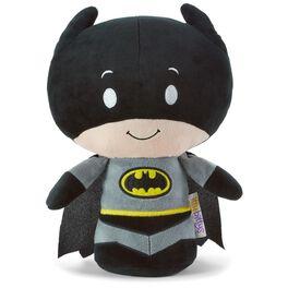 """10.5"""" H itty bittys® BIGGY BATMAN™ Stuffed Animal, , large"""