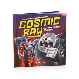 Cosmic Ray® and the Mechanical Menace, , large