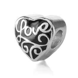 Love in Heart Charm, , large