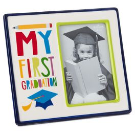 My First Graduation Picture Frame, 4x6, , large