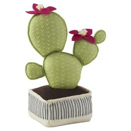 Large Cactus Premium Stuffed Animal, , large