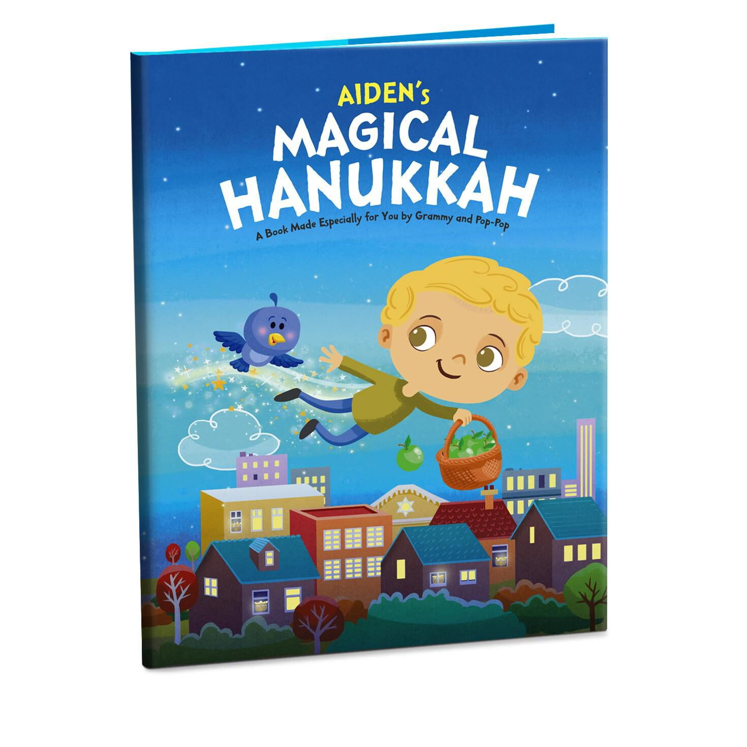 Hanukkah Personalized Book