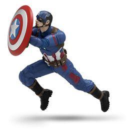 Captain America: Civil War Team Captain America Ornament, , large
