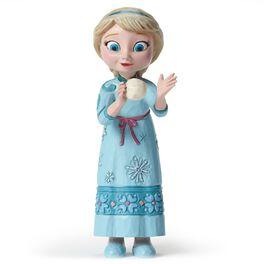 Disney Frozen Young Elsa Figurine, , large
