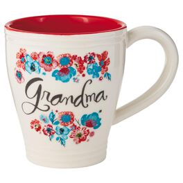 Grandma Loved Mug, , large