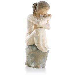 Willow Tree® Guardian and Baby Figurine, , large