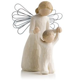 Willow Tree® Guardian Angel Figurine, , large