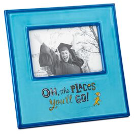 Dr. Seuss Oh, the Places You'll Go Graduation Picture Frame, 4x6, , large