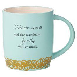 Celebrate Family Mug, , large