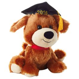 Proud-of-You Graduation  Pup Musical Stuffed Animal, , large