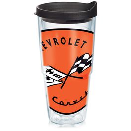 Chevrolet® Corvette® 24-oz. Tervis® Tumbler with Lid, , large