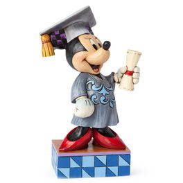 Congrats, Grad! Minnie Mouse Figurine, , large