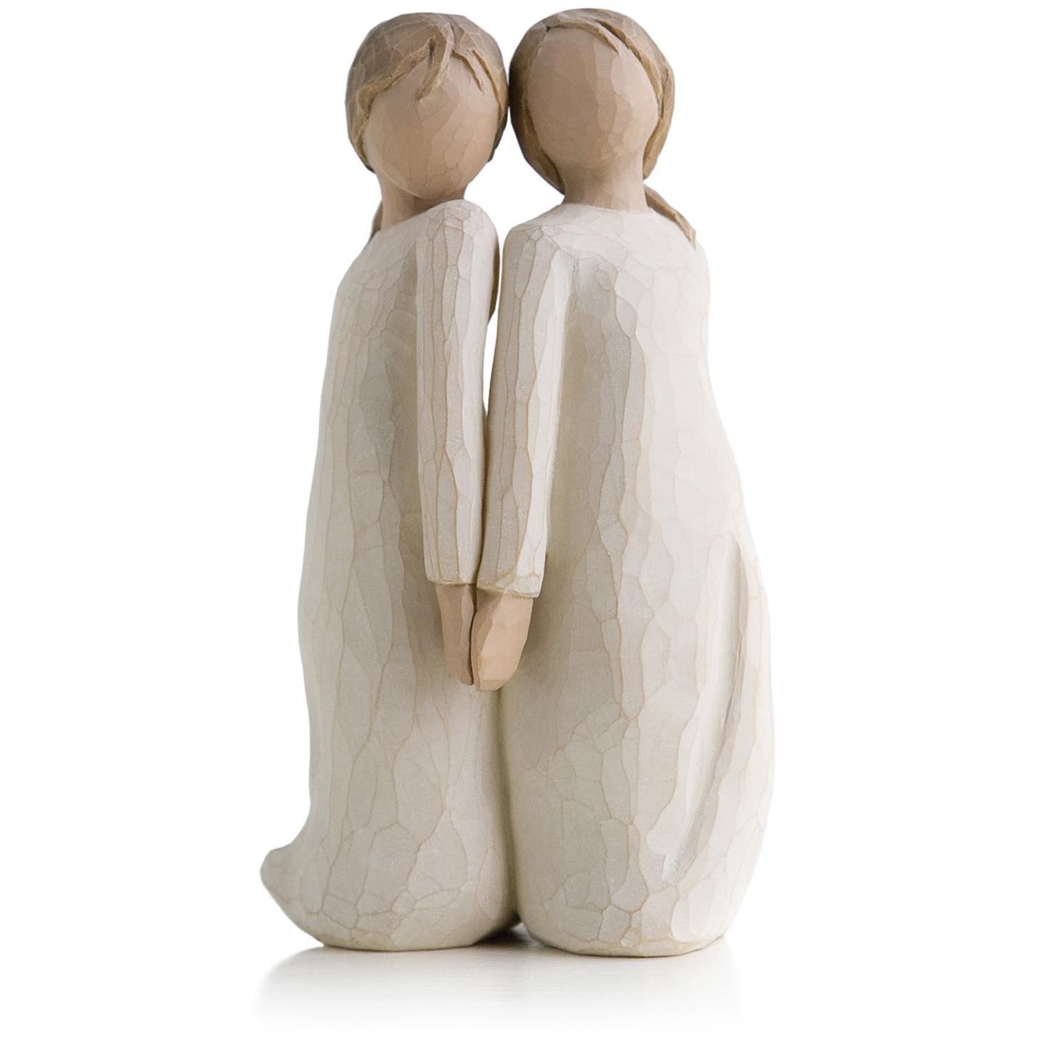 Willow tree 174 two alike twins figurine figurines hallmark