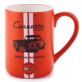 Chevrolet® Corvette® Car Coffee Mug, , large