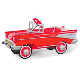 1957 Chevrolet® Bel Air Car Ornament, , large