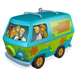 SCOOBY-DOO The Mystery Machine Musical Ornament, , large