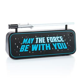 Lightsaber Sentiment Plaque, , large