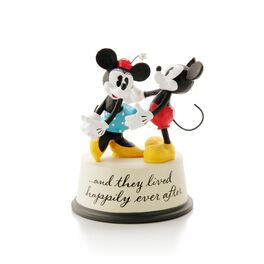 Mickey and Minnie Mouse, , large