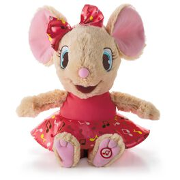 Request a Song Mimi Stuffed Animal, , large