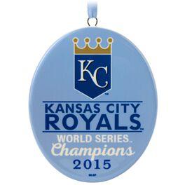 Kansas City Royals™ 2015 World Series™ Ornament, , large