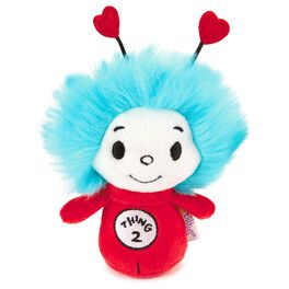 Dr. Seuss Thing Two itty bittys® Stuffed Animal, , large