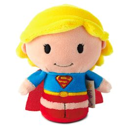 itty bittys® Limited Edition SUPERGIRL™ Stuffed Animal, , large