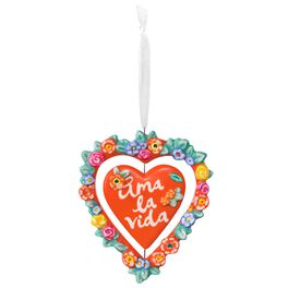 Multicultural Heart Ornament, , large