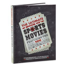 The Ultimate Book of Sports Movies Featuring the 100 Greatest Sports Films of All Time Gift Book, , large
