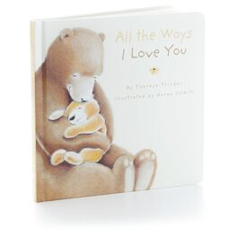 All the Ways I Love You Board Book, , large