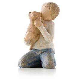 Willow Tree® Kindness Boy Figurine, , large
