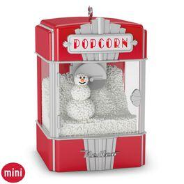 Poppy Holidays! Mini Popcorn Machine Ornament With Light, , large