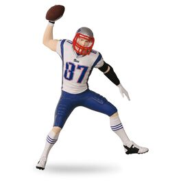 Rob Gronkowski New England Patriots Football Legends Ornament, , large