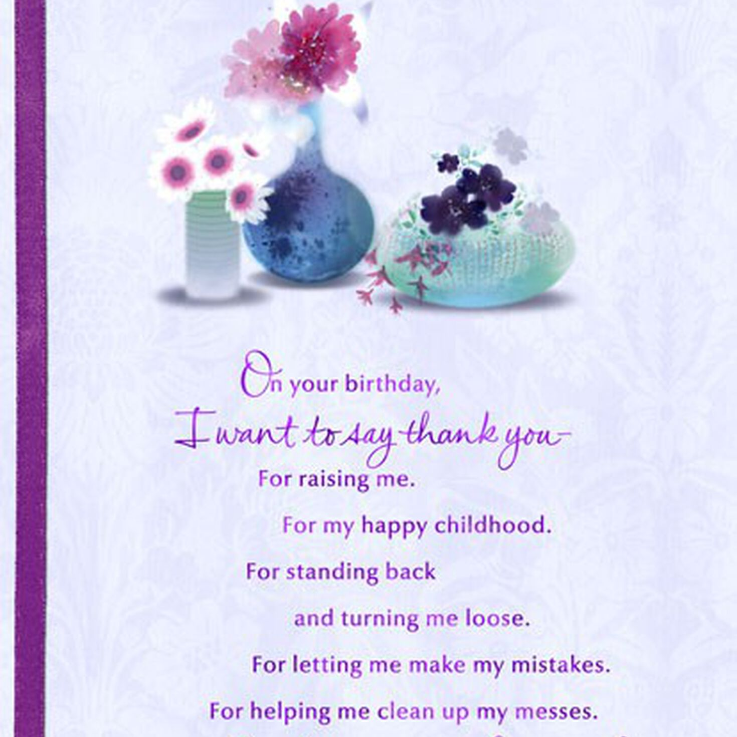 Birthday Card Sayings Hallmark : Mom you re the best greeting cards hallmark