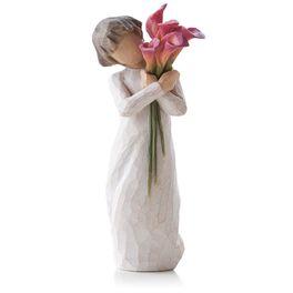 Willow Tree® Bloom Friendship Figurine, , large