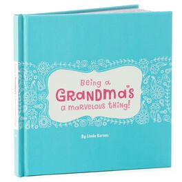 Being a Grandma's a Marvelous Thing! Gift Book, , large