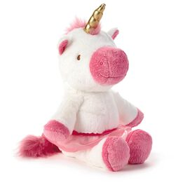 Ballerina Princess Unicorn Stuffed Animal, , large