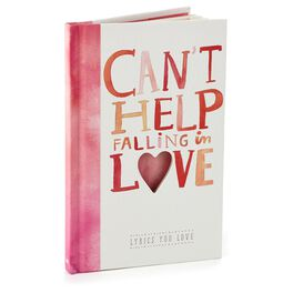 Can't Help Falling in Love Gift Book, , large