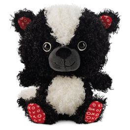 Love Is in the Air Skunk Stuffed Animal, , large