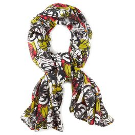 Floral Sketches Scarf, , large