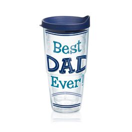 Best Dad Ever 24-oz Tervis Tumbler with Lid, , large